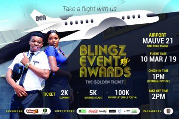 Blingz Event Awards