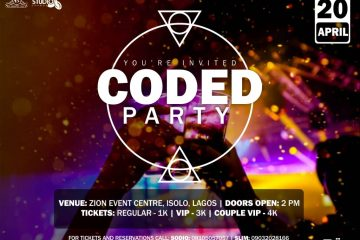 Coded party