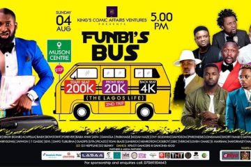 FUNBI'S BUS