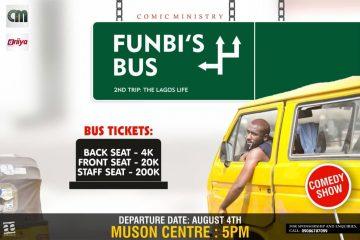 FUNBI'S BUS