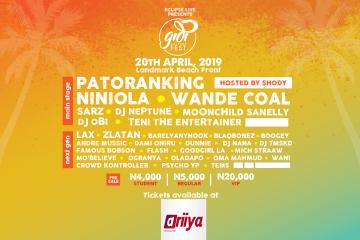 GIDI CULTURE FEST 2019