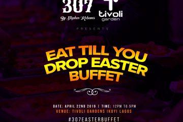 Eat till you drop Easter buffe …