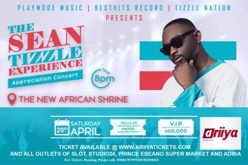 THE SEAN TIZZLE EXPERIENCE