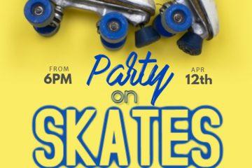 Party on skates