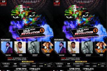 THE BLACK REVOLUTION