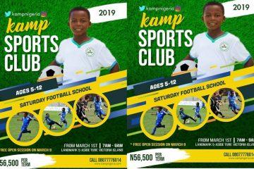 KAMP SPORTS CLUB