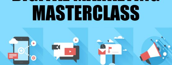 3 DAY INTENSIVE DIGITAL MARKETING MASTER CLASS WORKSHOP