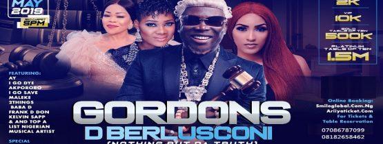 GORDONS D BERLUSCONI
