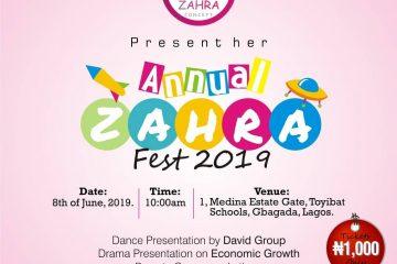 Zahra fest 2019
