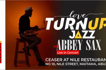 LOVE TURN UP JAZZ with ABBEY S …