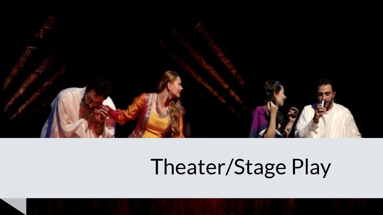 Theater & Stage