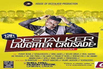 DESTALKER LAUGHTER CRUSADE