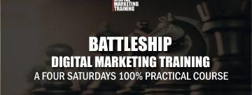 Battleship Digital Marketing Training