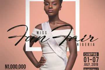Miss Funfair Nigeria