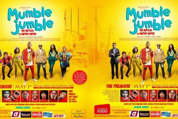 The Mumble Jumble
