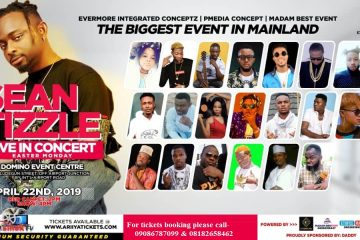 The Sean Tizzle Experience Empowering Talents