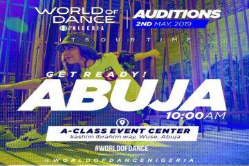 WORLD OF DANCE NIGERIA ABUJA A …