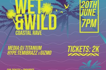 WET 'N' WILD: coastal rave