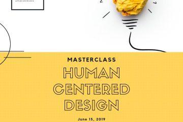 Masterclass – Human Centered …