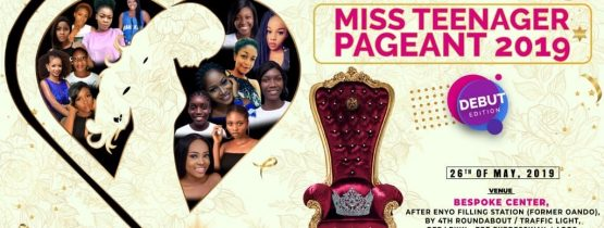 MISS TEENAGER PAGEANT