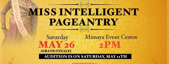 Miss Intelligent pageantry