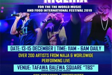 The WORLDFEST TO NIGERIA