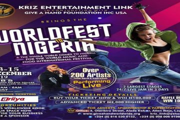 WORLDFEST TO NIGERIA