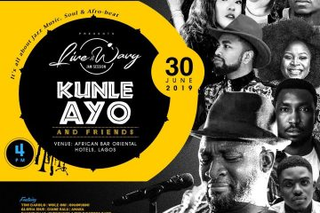 Live And Wavy with Kunle Ayo A …
