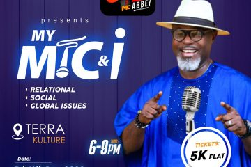 I LAFF COMEDY CLUB WITH MC ABB …