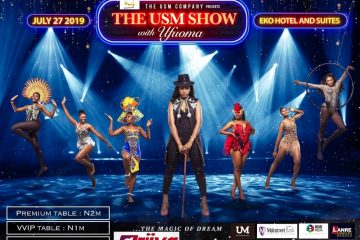 THE USM SHOW WITH UFUOMA