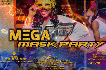 Mega Mask Party