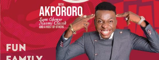 Rhythmic Hilarity with Akpororo