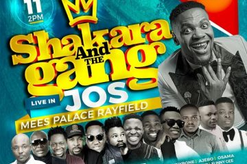 SHAKARA AND THE GANG JOS EDITI …