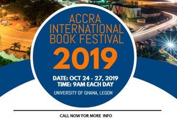 Ghana Year Of Return: Accra International Book Festival Oct 24-27, 2019