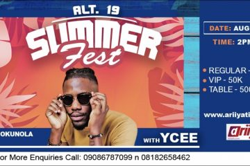 ATL-19 SUMMER MUSIC FEST WITH  …