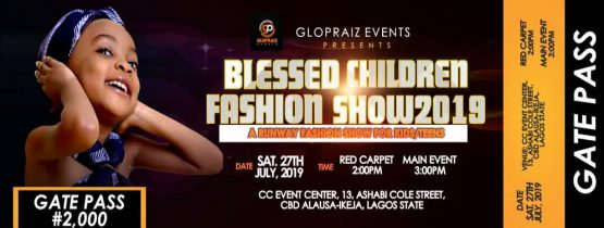 BLESSED CHILDREN FASHION 2019