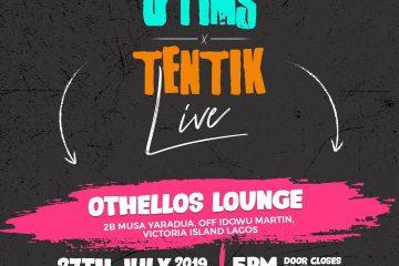 OTIMS x TENTIK Live