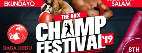 The Box Champ Festival 2019