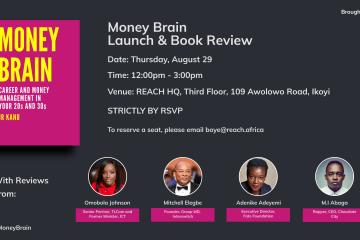 Money Brain Book Launch &  …