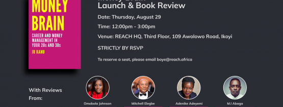 Money Brain Book Launch & Review