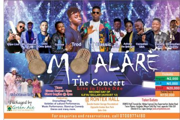 OMO ALARE THE CONCERT