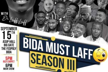 BIDA MUST LAFF 3