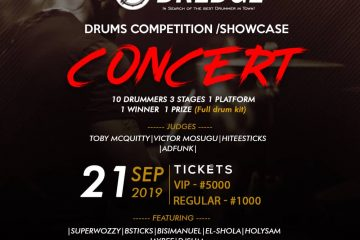 Dredge Drums Competition/Showc …