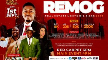 REAL ESTATE MEET OIL AND GAS 2019