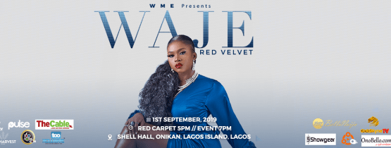 WAJE| THE RED VELVET CONCERT