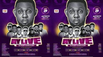 AY LIVE IN PORT-HARCOURT 2019