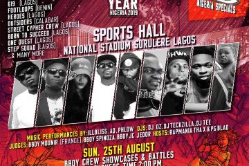 BATTLE OF THE YEAR NIGERIA 201 …