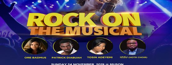 ROCK ON – the musical