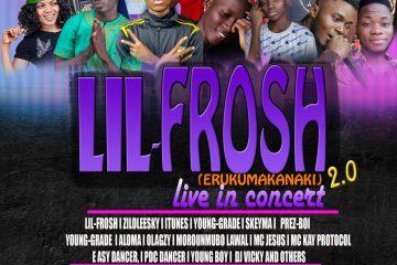 Lilfrosh Eruku Makanaki Live i …