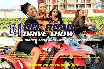 OFF ROAD DRIVE SHOW